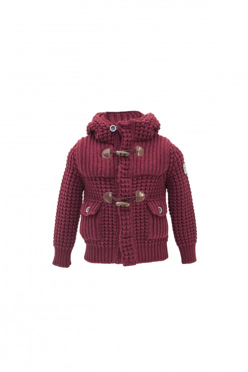 Short Parka Junior - Barolo