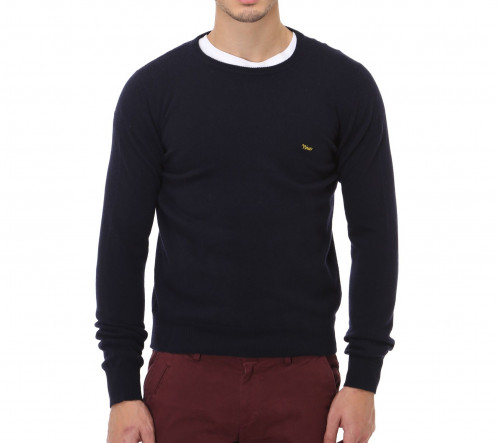 GIROCOLLO LAMBSWOOL NAVY