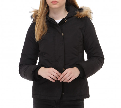 SHORT ARTIC PARKA NERO