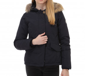 SHORT ARTIC PARKA NAVY
