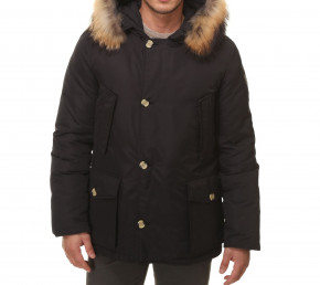 LONG ARTIC PARKA NERO
